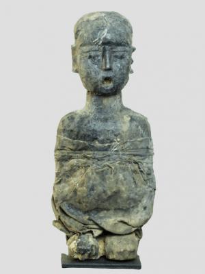 Ewe statuette fétiche, Togo